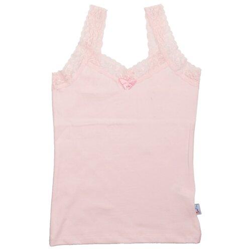 Майка ЛуноКот размер 110, бледно-розовый свитшот sweet berry размер 110 бледно розовый