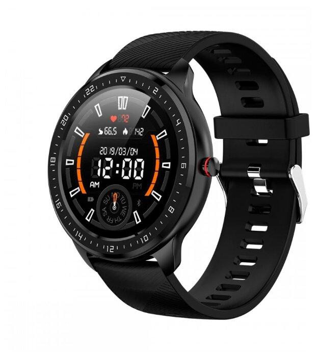 Умные часы HerzBand Elegance S5, черный фото 1