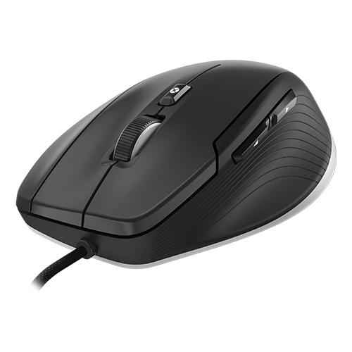 Мышь 3Dconnexion CadMouse Compact черный.