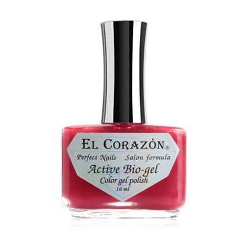 Гель El Corazon Active Bio-gel polish Cream, 16 мл, 423/273 chi luxury black seed oil curl defining cream gel