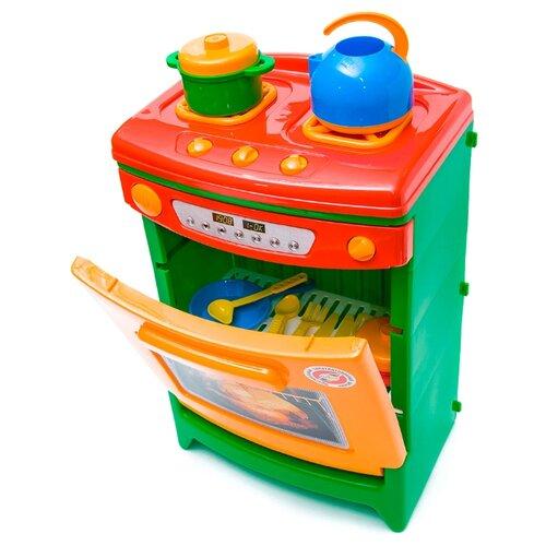 Плита Orion Toys 822 зеленый/красный