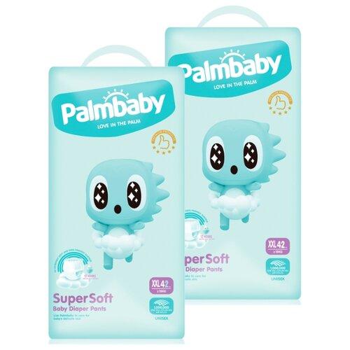 Palmbaby трусики Super Soft Premium XXL (15+ кг) 84 шт..