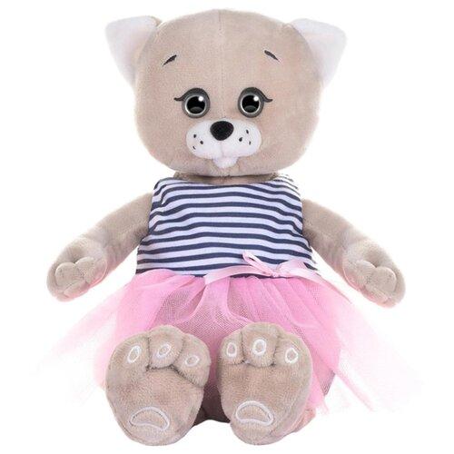 Купить Мягкая игрушка Maxitoys Мышель в розовой юбочке 20 см, Мягкие игрушки