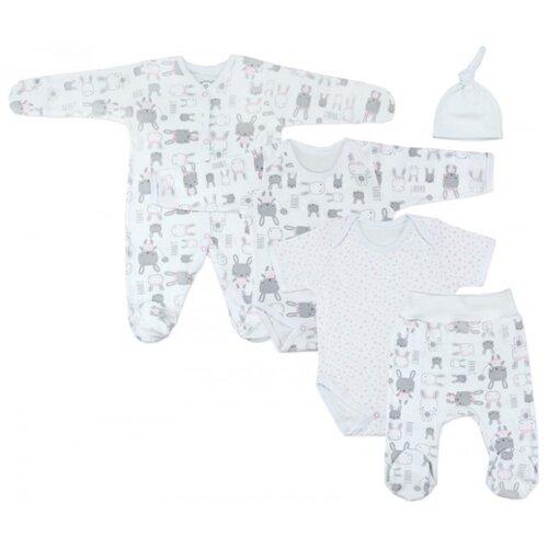 Комплект одежды Топотушки размер 56, серый