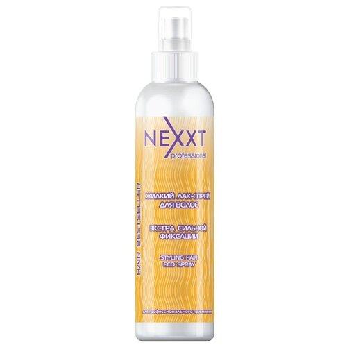 NEXXT Лак-спрей для волос Styling Hair Eco Spray, экстрасильная фиксация, 200 мл