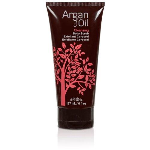 Купить Body Drench Argan Oil Cleansing Body Scrub Очищающий скраб для тела с аргановым маслом, 178 мл