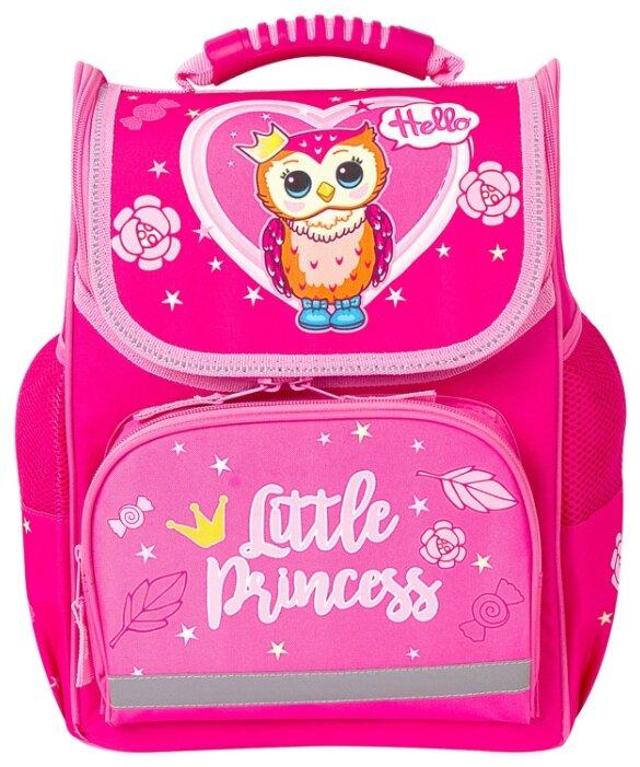 Пифагор ранец Basic Owl Princess (228809)