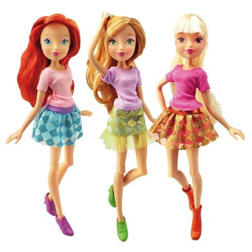 Купить Кукла Winx Club Городская магия, 27 см, IW01281500, Куклы и пупсы
