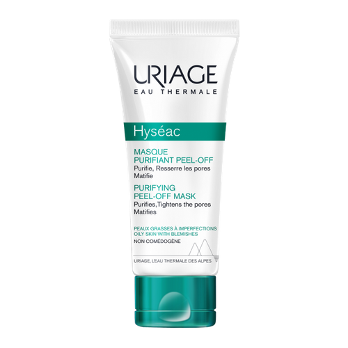 Uriage Hyseac Очищающая маска Purifying Mask Peel-off, 50 мл