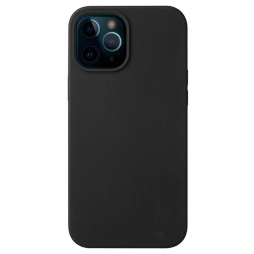 Чехол Жидкий силикон iPhone 12 / 12 Pro / айфон 12, Soft Silicone, Anycase