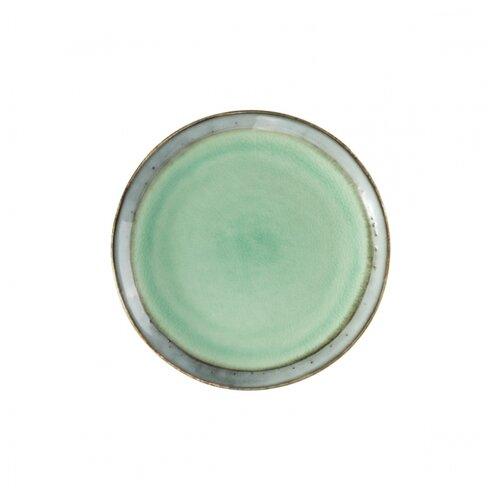 Tescoma Тарелка десертная Emotion 20 см зеленый tescoma тарелка десертная opus 20 см