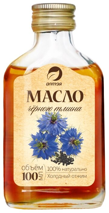 Алтэя Масло черного тмина