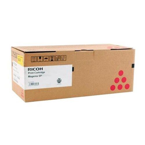Фото - Тонер-картридж RICOH (407901) Ricoh SP C340DN, пурпурный, ресурс 3800 стр., оригинальный ricoh картридж ricoh sp c340e для ricoh sp c340dn голубой 3800стр