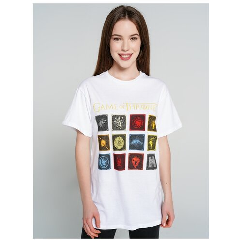 Футболка ТВОЕ 76532 размер XL, белый футболка rainbow tekstil route66 размер xl белый