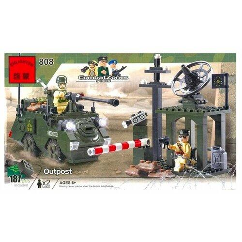 Конструктор Qman CombatZones 808 Застава