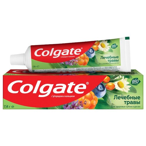 Купить Зубная паста Colgate Лечебные травы, 100 мл