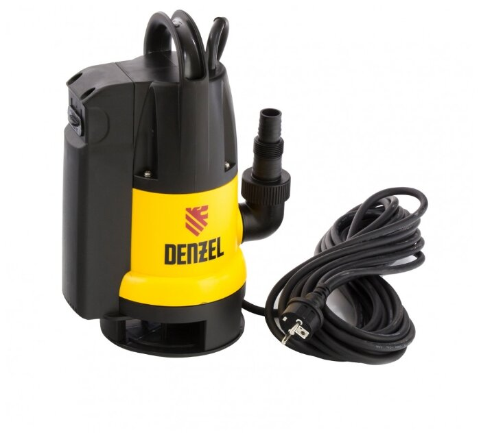 Дренажный насос Denzel DP800A (800 Вт)