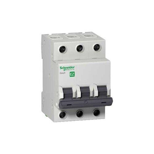 Автоматический выключатель Schneider Electric Easy 9 3P (C) 4,5kA 10 А автоматический выключатель schneider electric ez9f34306 easy 9 3p 6a c