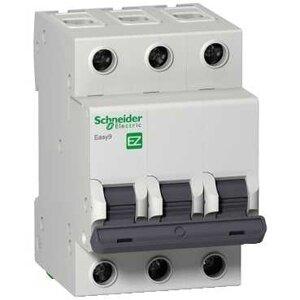 Автоматический выключатель Schneider Electric Easy 9 3P (C) 4,5kA
