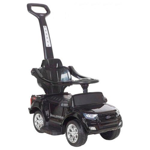 Купить Каталка-толокар Shanghai RXL Ford Ranger B крашеный черный, Каталки и качалки
