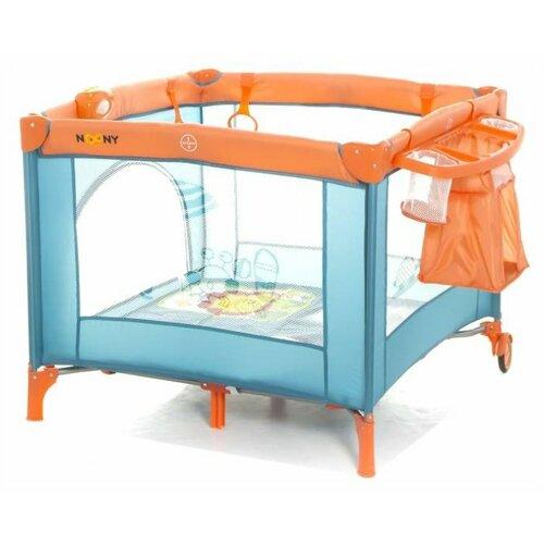 Манеж-кровать Noony Babyland plage