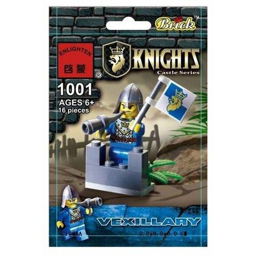Конструктор Qman Knights 1001 Штандарт