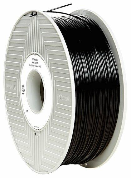 PLA пруток Verbatim 1.75 мм черный