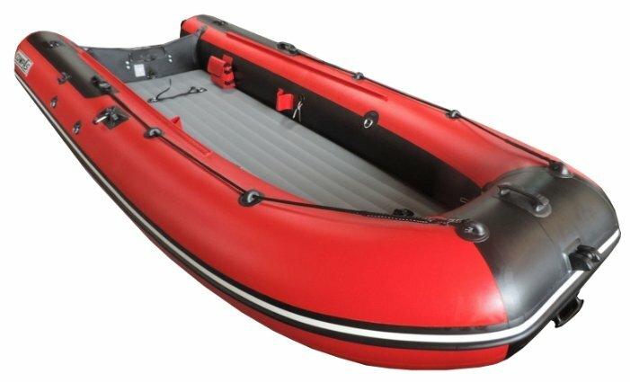 Надувная лодка Compas 420