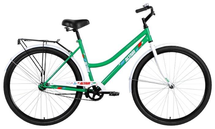 Велосипед Altair City Low 28 1 ск. green (2019)