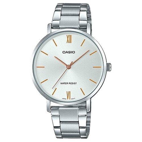Фото - Наручные часы CASIO LTP-VT01D-7B наручные часы casio ltp vt01d 7b