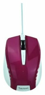 Мышь e-blue Dynamic Optical Mouse EMS102 Pink USB