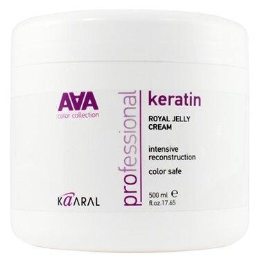 Купить Kaaral AAA Питательная крем-маска для восстановления окрашенных и химически обработанных волос, 500 мл по низкой цене с доставкой из Яндекс.Маркета