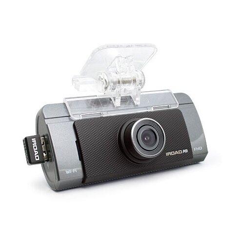 Видеорегистратор IROAD A9 с GPS, GPS черный