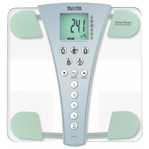 Весы электронные Tanita BC-543