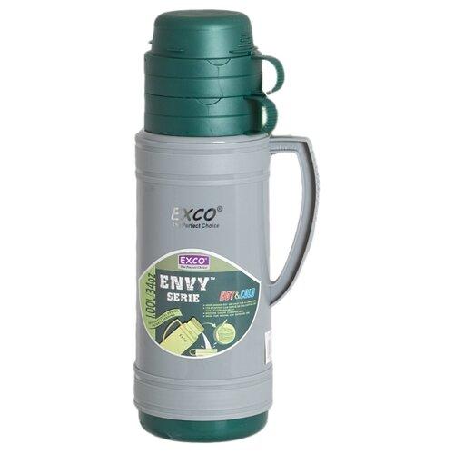Классический термос Hangzhou EXCO Industrial EN100, 1 л зеленый