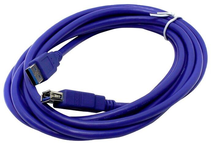 Кабель VCOM USB - USB (VUS7065) 3 м