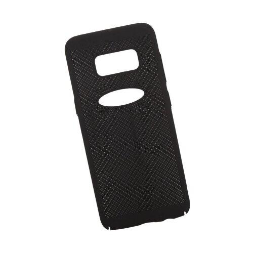 Чехол Liberty Project Сетка Soft Touch для Samsung S8 черный