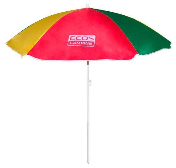 Пляжный зонт ECOS BU-06 купол 160 см, высота 165 см