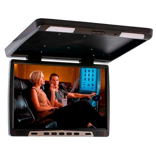 Автомобильный монитор AVEL AVS117 черный колодки для обуви avel кедровые 40 41 кедр