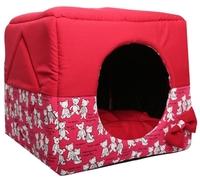 Домик для кошек, для собак Lion Кубик М 45х45х45 см