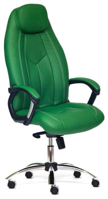 Компьютерное кресло TetChair Босс люкс для руководителя — купить и выбрать из 11 предложений по выгодной цене на Яндекс.Маркете