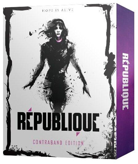 NIS America République: Contraband Edition