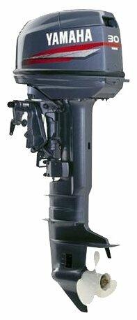 Лодочный мотор YAMAHA 30HWL