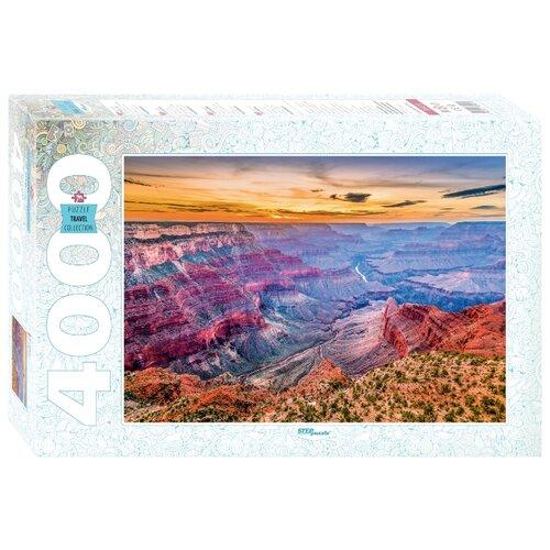 Купить Пазл Step puzzle Travel Collection США. Аризона. Большой каньон (85411), 4000 дет., Пазлы