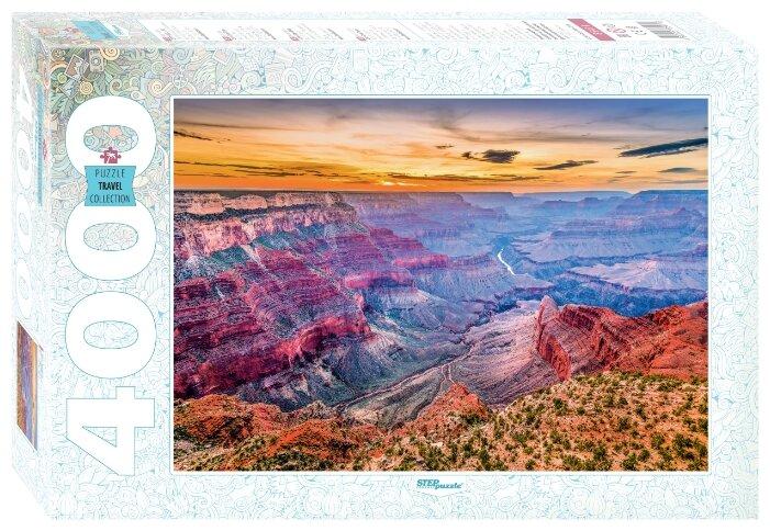 Пазл Step puzzle Travel Collection США. Аризона. Большой каньон (85411), 4000 дет.