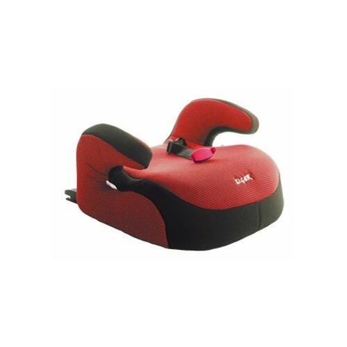 Бустер группа 3 (22-36 кг) Siger Бустер FIX, красный автокресло siger бустер группа 3 gray крес0014