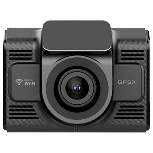 Видеорегистратор Street Storm CVR-N8820W-G, 2 камеры, GPS черный