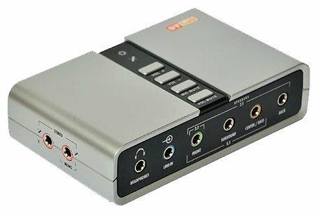 Внешняя звуковая карта ST Lab M-330 USB