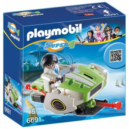 Купить Конструктор Playmobil Super 4 6691 Скайджет, Конструкторы