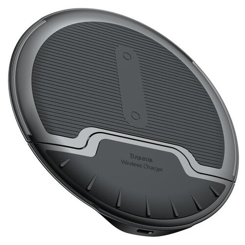 Фото - Беспроводная сетевая зарядка Baseus Foldable Multifunction Wireless Charger черный беспроводная сетевая зарядка baseus ufo desktop wireless charger черный